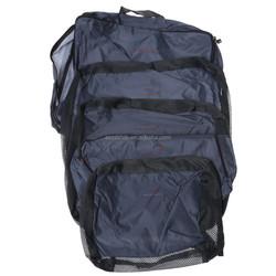 Travel Essential Pouch Bag Travel Clothing Storage Bag Organisers (Dark Grey)