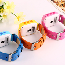 2015 hot sale New arrived smart child/kids/elder SOS real-time GPS tracker watch SOS Call Location Finder Locator Tracker