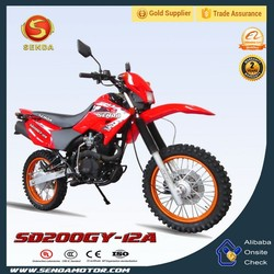 Hot Mini Dirt Bike Motorcycle,200cc Mini Pocket Dirt Bikes for Cheap Sale SD200GY-12A