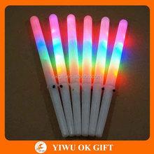 Led Flashing Cotton Candy Stick, Light Up Novelty Glow Stick, Led Flashing Light Stick