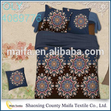 Made in China Creative design Decorative cheap bed cover set
