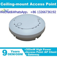 300Mbps Celling mount MT7620N/ 580MHz with WPS&encrypt Access Point