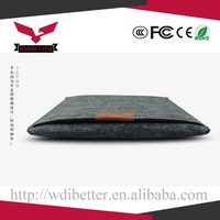 With Bag And Pad Laptop Computer Carrying Cases Sleeve Case For Macbook Pro Factory Wholesale