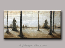 New arrival landscape decorative art craft acrylic painting