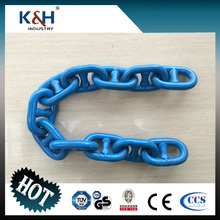 high quality stud link marine anchor chain U3