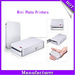 New Arrival Free Shipping Smartphone Mobile Phone Photo Printer Suitable For IOS5.1 & Android 2.0 Mobile Phone Printer