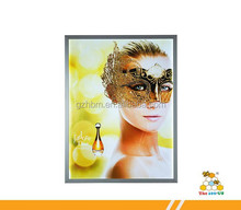 Wholesale alibaba Aluminium Led light photo frame,aluminium frame for led display,photo-frame with led light inside