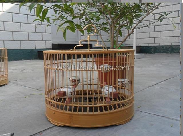 bambou cage oiseaux canaris bambou bois ara oiseau cage bambou suspendus cages d 39 oiseaux. Black Bedroom Furniture Sets. Home Design Ideas