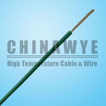 China supplier stranded 16 awg silicone electric cable