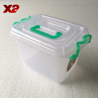 Plastic food storage container,cosmetic box