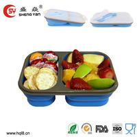 Food warmer take away lunch box