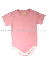 Organic Cotton Baby Body clothing