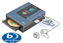 Portable Blu ray DVD Recorder