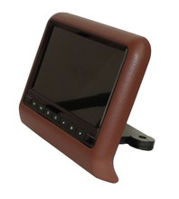 Guangzhou Hot selling 9 inch car headrest mount portable dvd player