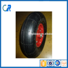 China factory pneumatic small rubber wheel 4.00-6