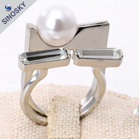 China factory good quality good looking ring xuping jewelry