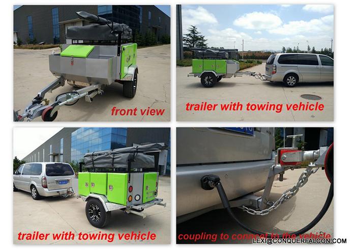 mini voyage remorque camping voiture remorque moteur campeurs vendre remorque de voyage id. Black Bedroom Furniture Sets. Home Design Ideas