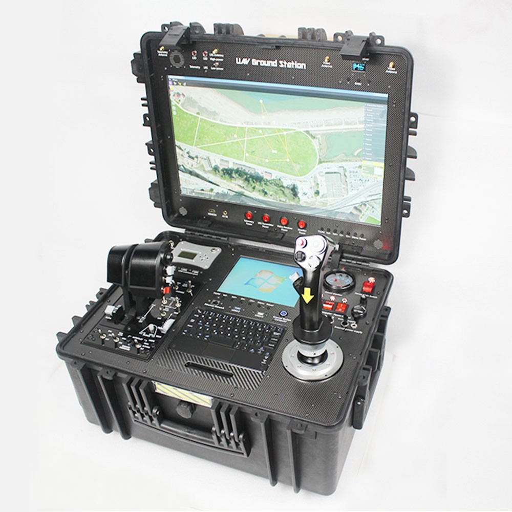 New Drone Control System With 30km Control Distance For