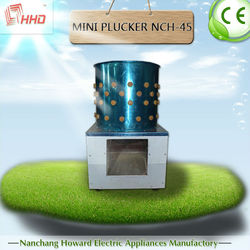 Economical / Round type /Automatic / Dehairing Machine for chicken Slaughter machine NCH-45