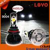 Newest arrival !!! 9004/9007 auto led headlamp, led headlight for cars, Hight / Low beam led headlight bulb
