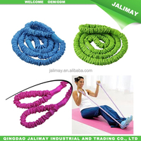 Hot sale resistance exercise rubber bands for fitness