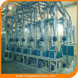 25t/d Flour Milling Machine For Maize/corn/grain/mealie,Maize Grits Production Line,Maize Grinding Mill