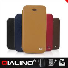 ultra thin genuine smart cover for iphone 5 case ,flip leather phone cases