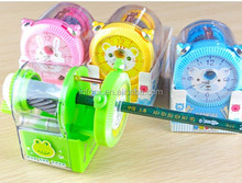 Creative design cartoon manual pencil sharpener
