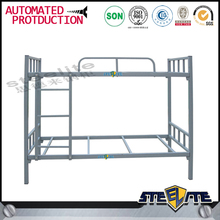 cheap steel frame students bunk beds