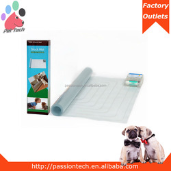 Pet-tech M3016 SHOCK + SOUND 'Stay Away Mat' for Training Dogs, Cats & Pets - Indoor Sofa Furniture Kitchen Porch Protection
