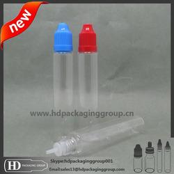 bottles childproof unicorn bottles 30ml PET bottles PEN