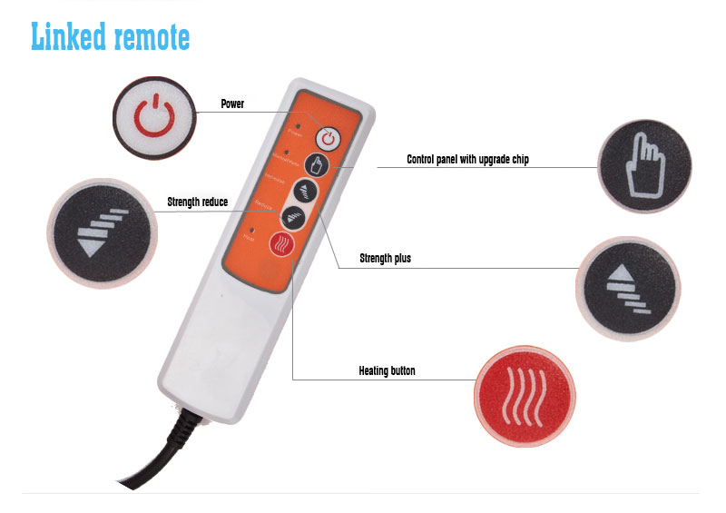 2014 New Vibrating Fat Removal Personal Massage Product