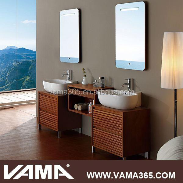 vama floor standing modern solid wood bathroom vanity buy bathroom
