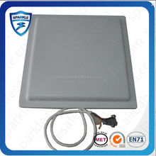 outdoor rfid portable long distance reader for parking system