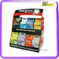 convenience store condom display box condom retail counter display