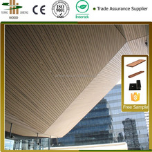 2015 Cheaper price wood plastic composite/wpc wall panel , cladding