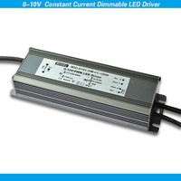 PF0.98 EFF 0.96 pwm dimmable 150w led driver waterproof electronic led driver CE RoHS