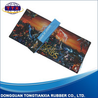 custom printing high quality hot computer gaming mouse pads