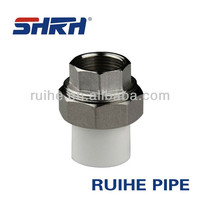 DIN standard PVC rubber joint fittings,pvc pipe fitting mould