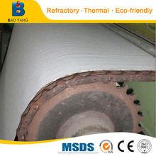 0.5mm thickness Sound insulation materials Ceramic Fiber Paper