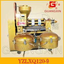 expulsor del aceite comestible con la máquina de filtración de presión de aire