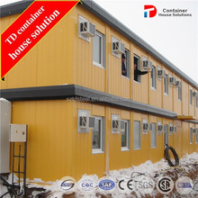 Russian shipping container house plans