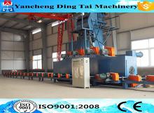 QG series steel tube shot blasting machine/automatic steel tube outer surface shot blasting machine