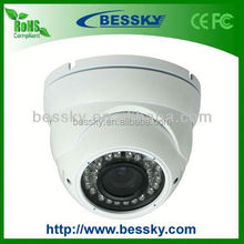 30M Night Vision cctv video with 4-9mm Manual Zoom Lens very small cctv camera