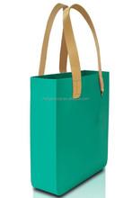 China Supplier Candy color party handbag women's bag