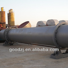 Professional industrial cassava chips rotary drum dryer machine for sale from China manufacturer