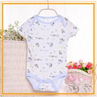 100% Cotton Hot Sales nice design winter newborn fleece baby suit BB076