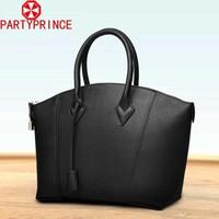 2015 China Supplier Handbag leather trending latest tote bag