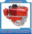 7HP refrigerado por agua del motor Diesel marino
