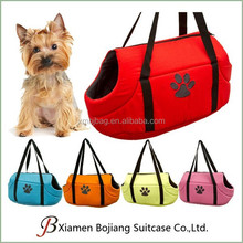 Dog Cat Pet Soft Cosy Carry Bag Zip Closed Washable Travel Transport Carrier Dog Ca